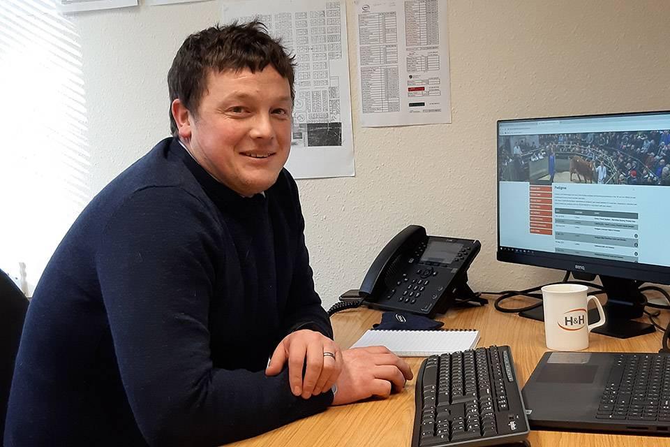 David Carruthers Facilities Manager